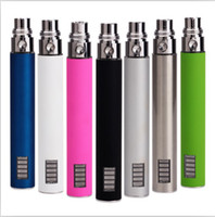 650mah  900mah  1100mah bar items - Hot item LED power indicator bar and Variable voltage battery ego vv upgrade from ego twist ego vv battery from gemma