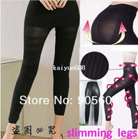 Foot Cover Women Leggings NEW 2014 Fashion Women Black Slimming Leggings Pants Ladies Leg Body Shaper Slim Lift Beauty Fit Trousers