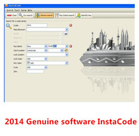 Wholesale 2014 Genuine software Car Key check teeth InstaCode
