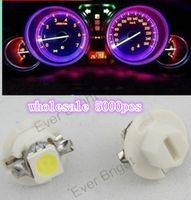 194-168-158-161-175 auto dash light bulbs - B8 NEW X B8 SMD V Instrument Lamps Led Dashboard Dash Indicator Lights Auto Lighting Wedge Bulbs Super Bright