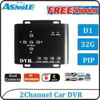 Wholesale HD Durable CH Car Security Mini DVR SD Video Audio CCTV Camera Recorder