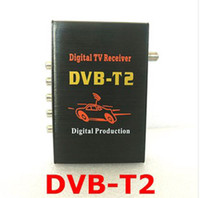 Cheap Mobile Car DVB-T2 MPEG-2 MPEG4 HD Digital TV Tuner Receiver BOX