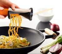 Крупа овощная Жюльен Спиральный резак Фруктовый слайсёр Twister World Cuisine Овощной резак