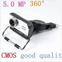 Wholesale 5 MP USB Webcam Web Camera for Laptop w Stand Black big sale