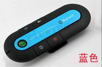 Wholesale New Wireless Bluetooth Handsfree Speakerphone Car Kit Bluetooth Hands free Kit