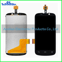 For ZTE N861 Capacitance For ZTE N861 LCD Display With Touch Screen Digitizer Glass Full Assembly