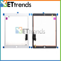 Wholesale For iPad Air Touch Screen Assembly Digitizer for iPad Air Black White Replacement High Quality DHL