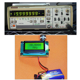 Wholesale High Accuracy MHz Frequency Counter Tester Measurement