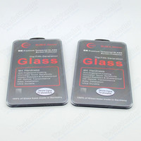 Wholesale 9H mm Premium Real Tempered Glass Film Screen Protector for iPhone S S C