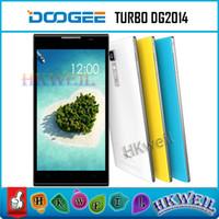 DOOGEE TURBO DG2014 MTK6582 Quad Core 5. 5mm Ultra- thin Fusel...