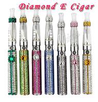 ego bling - 2014 Newest Bling Bling Crystal Electronic Cigarette Starter Kit I DO Luxury E cigars Ego Battery DHL