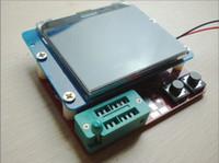 Wholesale New LCD Transistor Tester Diode Triode Capacitance ESR Meter MOS PNP NPN