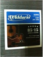 Wholesale High Quality Classical Acoustic Guitar String EXL110 EXL120 EZ900 EZ910 EJ45