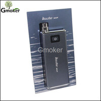 Double Black Metal Innokin Itaste MVP Starter Kit 2600mah Original Itaste MVP Mod iTaste MVP 2.0 with iclear 30 Dual Coil clearomizer Portable power bank