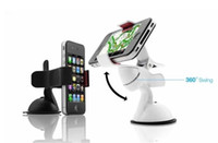 Wholesale 10PCS Car Mount Bracket Holder Stand for iPhone4S Phone GPS Accessories