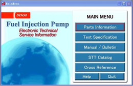 Wholesale Denso Fuel Injection Pump ETSI Electronic Technical Service Information with a free gift ad