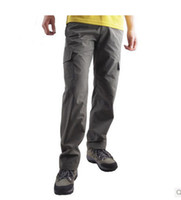 Wholesale 2016 baizus new hot sale autumn spring men s outdoor wind prof waterprof camping hiking pants B Kmq
