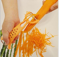 Wholesale New arrval Multifunctional vegetable fruit peeler zester cutter Potato Masher grater Kitchen tools