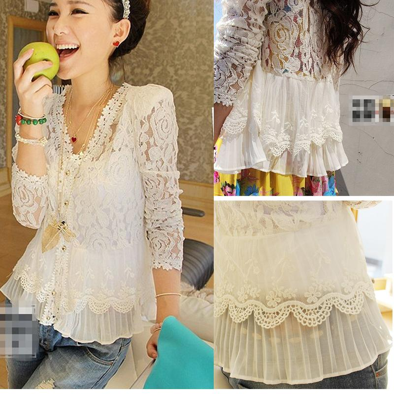 Hot Cotton Blouses 29