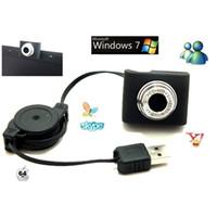 Wholesale USB M Mini PC Camera HD Webcam Camera Web Cam for Laptop C1444