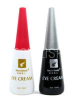 Wholesale Eyelash Adhesive Glue Waterproof Double Eyelied Black and White ML