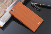 For Chinese Brand Wood MIX COLOR High Quality Case for Lenovo K900 Wooden Style Cover Free shipping mobile phone bags & cases Brand New Arrivel