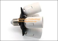 Wholesale Lamp Holder Converter To Lamp Socket Splitter Adapter E27 Sockets AC Power Splitter
