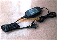 Wholesale Pc ADC100 AD C100 AC Adapter for Casio Camera Casio Exilim EXF1 EXFH1 EXFH20 EX FH EX FH1 EX FH20 EX FH1 FH20 FH