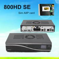 DVB-S dm800 - Dm800se dm800 se dm800 Satellite tv receiver Dm800hd se BCM4505 turner sim a8p card DM800se Linux Operating System Enigma