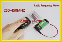 Wholesale frequency indicator detector cymometer frequency meter scanner frequency counter wavemeter test Mini