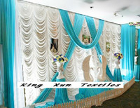 Wholesale Wedding Backdrop Curtain Factory Price