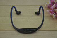 Wholesale Sports Wireless Bluetooth Headset Stereo headphone for cell phone PC