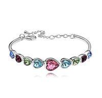 Wholesale thousands of colors Genuine Swarovski Elements Crystal Austria crystal bracelet jewelry mind