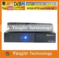 Cheap PVRs VU SOLO2 MINI Best DVB-S yes vu solo