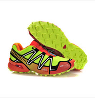 Wholesale The new selling salomon Solomon outdoor sports running men s shoes