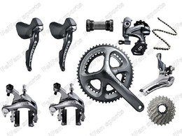 Wholesale Original Speed mm Road bicycle Ultegra groupset Road bike groupset T T sram force rival is available