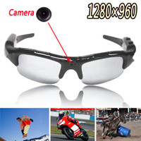 Wholesale Mobile Eyewear Video amp Voice Recorder Spy Glasses Camera DV DVR fps x960