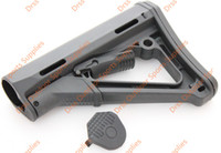Wholesale Drss CTR Stock Buttstock With Retail Box For AR15 M4 M16 Black Dark Earth Olive Drab DS1001