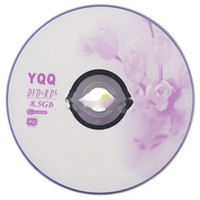 Wholesale 1Pcs New X Blank Recordable Printable DVD R DVDR Blank Disc Disk X Media GB