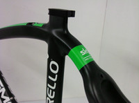 Wholesale PINARELLO DOGMA65 SKY TEAM GREEN VERSION FULL CARBON BIKE FRAME SET dogm ZIPP T FSA SML TIME TREK LOOK
