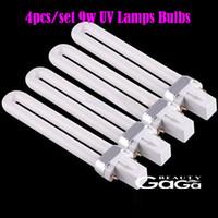UV Lamp Bulb lamp supplies - Professional Nail Art Supply W UV Lamp Tubes for Nail Dryer W UV Lamp Gel Curing UV Nail Lamp Light Bulb Tube
