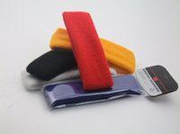 Sweatband cotton yes Retail 2pcs lot Size 5X18 cm Basketball Sport Graphic Headband Sweat Towel Free Shipping