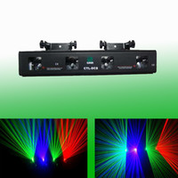 Wholesale Brand lens RGV Laser Equipment KTV DMX Disco Stage Party DJ light Show