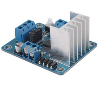 Cheap L298N Dual Stepper Servo Motor Driver Controller Board Module 5V For Robot Smart Car