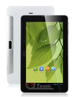Wholesale 9Inch GSM Phone call Tablet pc mtk6572 dual core G amp G Tablet pc Android Phablet MB GB bluetooth GPS FM TV dual camera