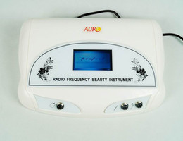 Wholesale Christmas promotion Monopolar RF Good Use Face Skin Tightening Machine for beauty salon use AU E