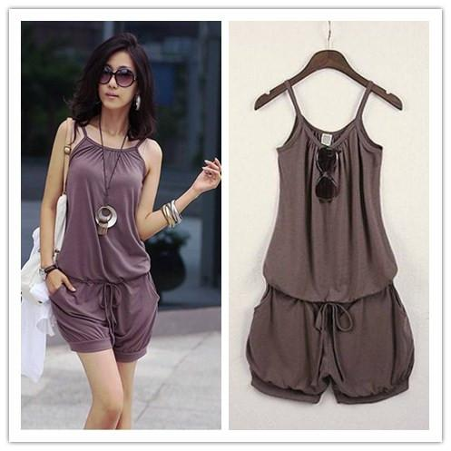 Jumpsuit Outfit 2015 2015 New Women Casual Jumpsuit