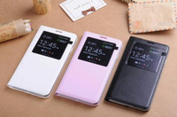 For Chinese Brand Leather White lot Original protective case cover for star N9000 MTK6589T 5.7inch quad-core android phone(pink black white color)-free shipping