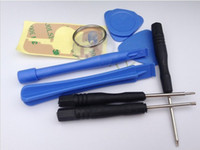 Wholesale set in Opening Kit Repair Tools For iPhone