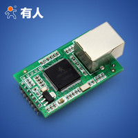Wholesale USR TCP232 E TTL RS232 to Ethernet Converter TCP IP Module